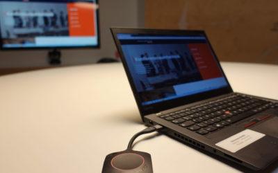 Webkonferenz Wireless